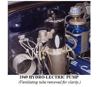 hydro lectrics 1949 cadillac. Black Bedroom Furniture Sets. Home Design Ideas